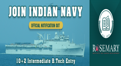 Indian Navy B.tech Entry official Notification Out