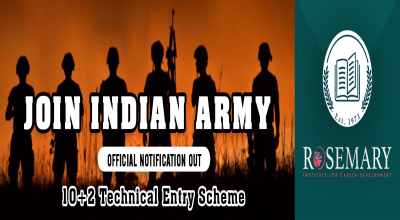Indian Army 10+2 Technical Entry Scheme Official Notification Out